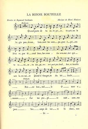 Les cadets de Bourgogne et leurs chansons *: RODIER Camille :