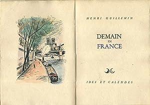 Demain en France *: GUILLEMIN Henri :