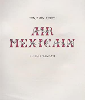 Air mexicain *: PÉRET Benjamin :