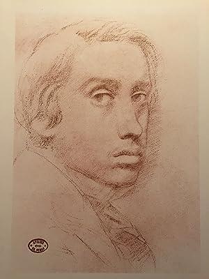 Dix-neuf portraits de Degas par lui-même *: LEMOISNE P.-A. & GUÉRIN Marcel :