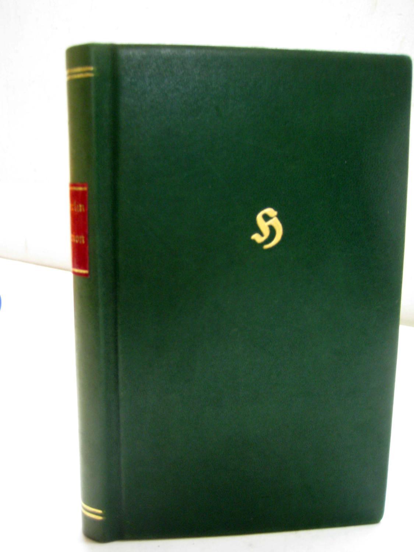 Hyperion oder der Eremit in Griechenland. 2. A. 2 Bände in 1.: Hölderlin, Friedrich.