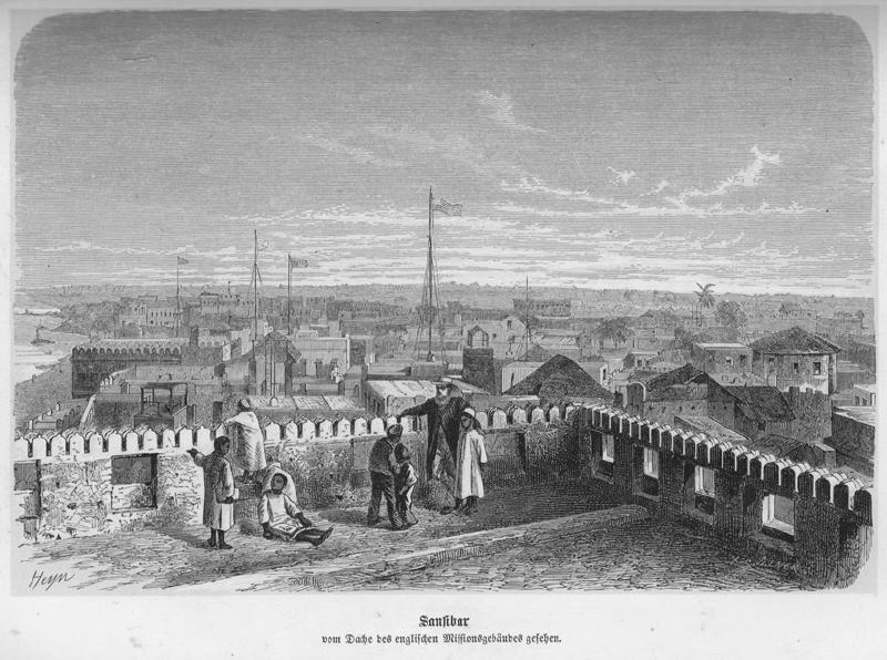 Reisen in Ost-Afrika in den Jahren 1859: Afrika. Decken, Carl