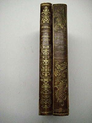 Abhandlungen zur Philosophie der Kunst. 5 Abt. in 2 Bdn.: Rötscher, Heinrich Theodor.