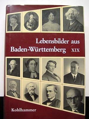 Schwäbische Lebensbilder. (Ab Bd. 7: Lebensbilder aus Schwaben und Franken; Ab Band 18: ...