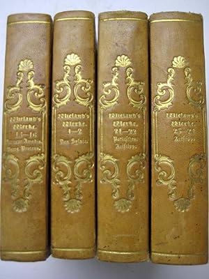 Sämmtliche Werke. 36 Bde. in 18.: Wieland, Christoph Martin.