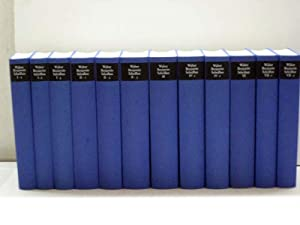 Gesammelte Schriften. Hrsg. von R. Tiedemann u. H. Schweppenhäuser u. a. Mischauflage. Bde. 1-...