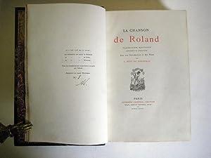 La chanson de Roland. Traduction nouvelle rhythmée et assonancée. Avec une ...