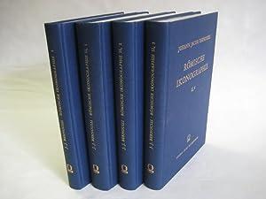 Römische Ikonographie. Nachdruck der Ausgabe Stuttgart 1882. 2 Bde. in 4.: Bernoulli, Johann ...