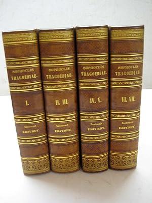 Tragoediae. Ad optimorum librorum fidem recensuit et brevibus notis instruxit Car. Gottlob Aug. ...