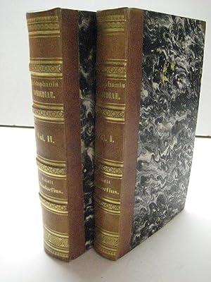 Comoediae. Accedunt perditarum fabularum fragmenta. Ex recog. et cum annotationibus G. Dindorfii (...