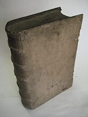 Tomus sextus omnium operum., continens Enarrationes in primum librum Mose, fontem librorum ...