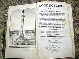 Conducteur général de l étranger a Paris. 2. A.: Paris. Teyssedre, A. Person ...
