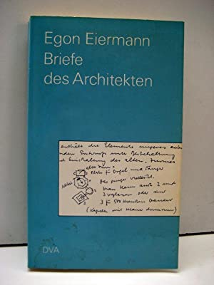 Briefe des Architekten 1946-1970. 2. A.