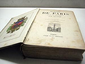 Histoire de Paris et de ses monuments. Nouvelle Édition, refondue et complétée...
