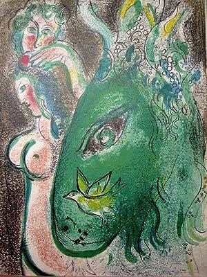 Dessins pour la Bible.: Chagall, Marc.