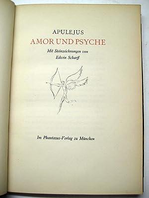 Amor und Psyche.: Apuleius.