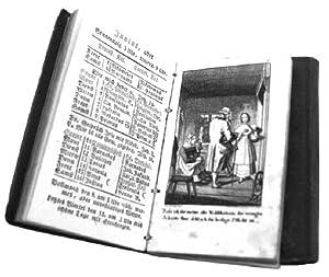Taschen-Kalender für das Jahr 1838 mit einer: Miniaturbuch.