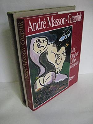 André Masson. Graphik.: Masson, A. Passeron, R.