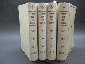 Taschenbuch für Damen auf das Jahr 1806. Hrsg. von Huber, Lafontaine, Pfeffel u. a.
