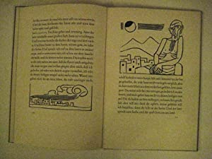 Das Buch des Propheten Jona in der Übertragung von Martin Luther.: Marcks, Gerhard.
