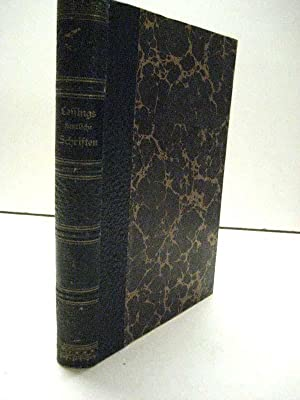 Sämtliche Schriften. Hrsg. von K. Lachmann. 3. aufs neue durchges. u. verm. A. 22 Bde. in 23.:...