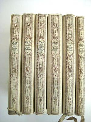 Gesammelte Werke. Hrsg. von W. Südel. 6 Bde.: Philippe, Charles-Louis.