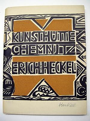 Ausstellung Kunsthütte Chemnitz. Erich Heckel.: Heckel, Erich.
