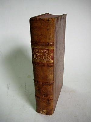 Die an den Synodum der Brüder, in Zeyst vom 11. May bis den 21. Junii 1746 gehaltene Reden, ...