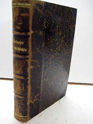 Vorlesungen über die Philosophie der Geschichte. Hrsg. v. E. Gans. 3. A., besorgt v. K. Hegel....