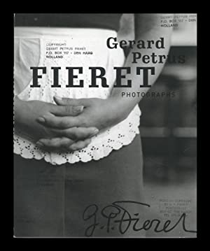 Gerard Petrus Fieret Photographs: FIERET, Gerard Petrus)