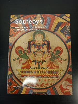 The Jucker Collection of Himalayan Paintings: Sothebys