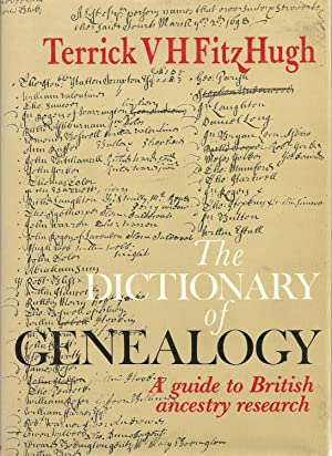 The Dictionary of Genealogy