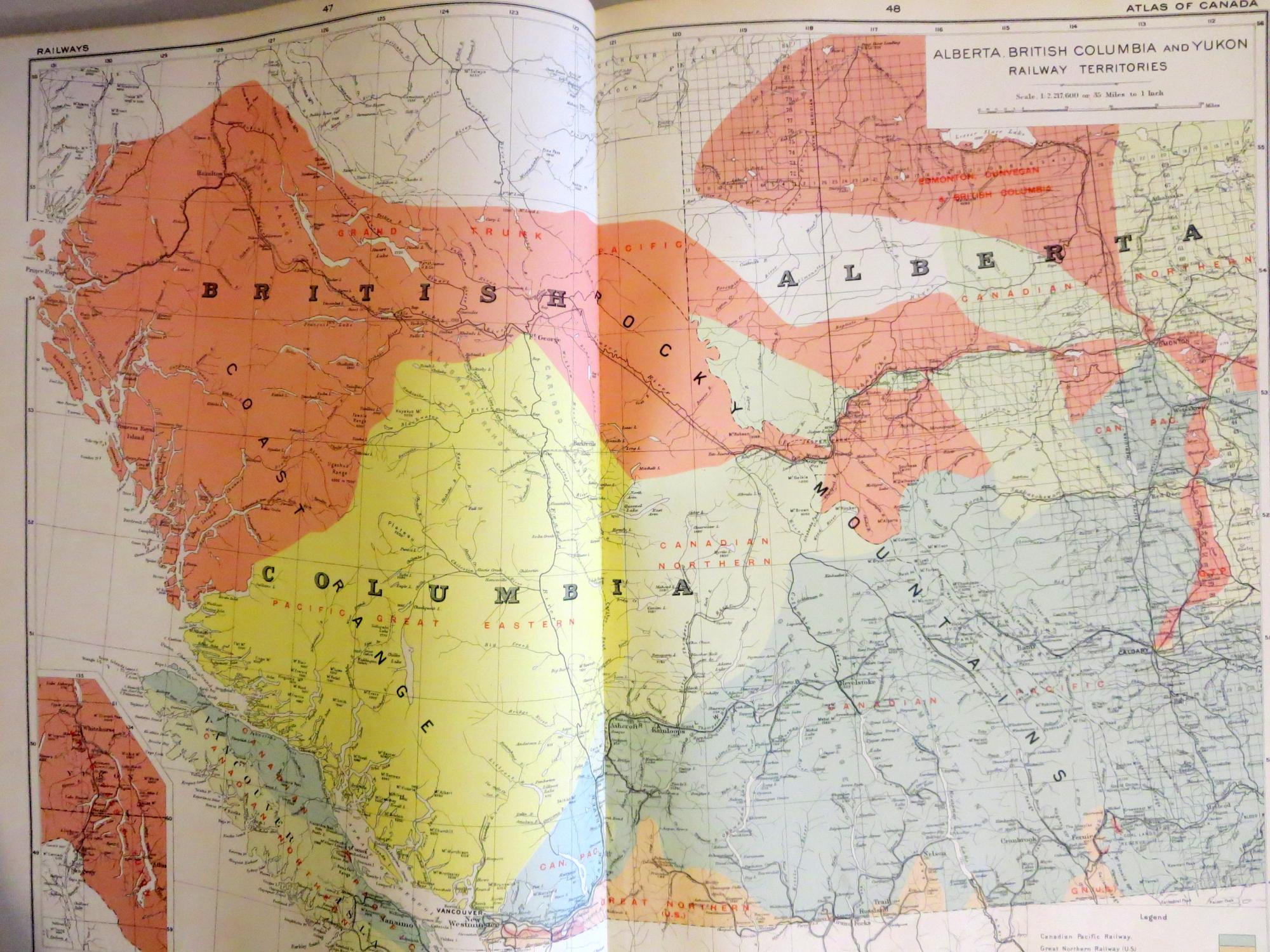 Atlas of canada department of the interior 1915 by chalifour je je atlas of canada department of the interior 1915 chalifour je gumiabroncs Gallery