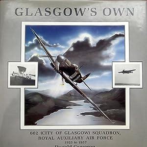 GLASGOW'S OWN, 602 (CITY OF GLASGOW) SQUADRON: Cameron, Dugald