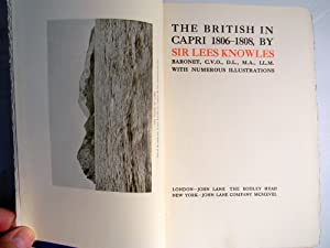 THE BRITISH IN CAPRI 1806-1808