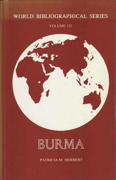 Burma by Patricia M. Herbert