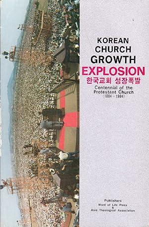 Korean Church Growth Explosion. Centennial of the: RO, BONG-RIN AND