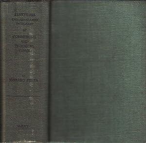 Commerical and Technical Terms. Kenkyusha English-Japanese Dictionary.: FUJITA, NINTARO.