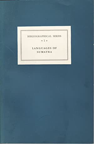 Critical Survey of Studies on the Languages of Sumatra.