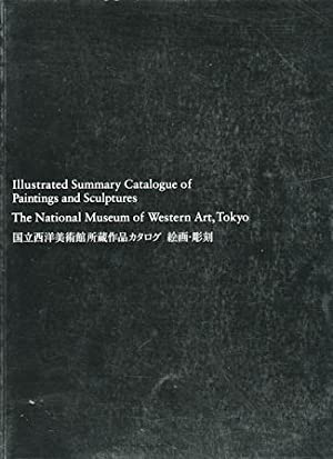Illustrated Summary Catalogue of Paintings and Sculptures.: MUSEUM CATALOGUE]