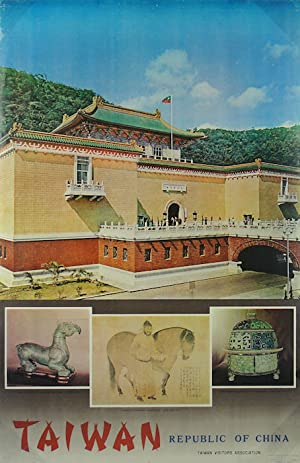 Taiwan Republic of China.: TAIWAN TRAVEL POSTER].