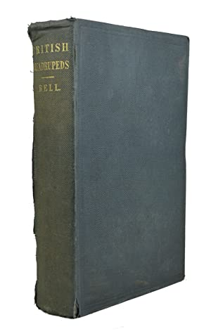 A History of British Quadrupeds, Including the: BELL, THOMAS.