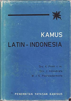 Kamus Latin-Indonesia.