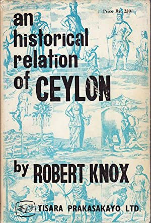 An Historical Relation of Ceylon.: KNOX, ROBERT.