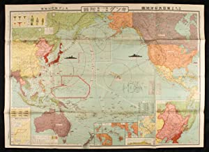 . [Hij ji kokub  ichiran t a-taiheiy -zu]. [Overview of National Defence: Map of t...