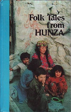 Folk tales of Hunza.: LORIMER, DAVID LOCKHART