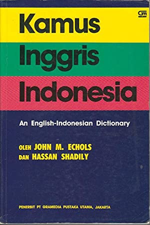 Kamus Inggris Indonesia. English - Indonesian Dictionary.