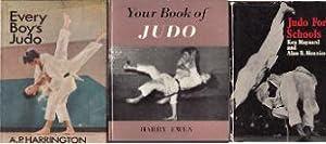 Every Boy's Judo / Your Book of: HARRINGTON, A.P. /