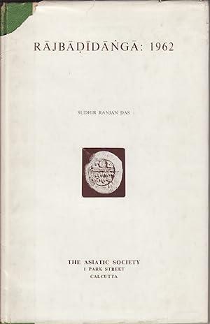 Rajbadidanga: 1962. (Chiruti:Jadupur). An Interim Report on: DAS, SUDHIR RANJAN.