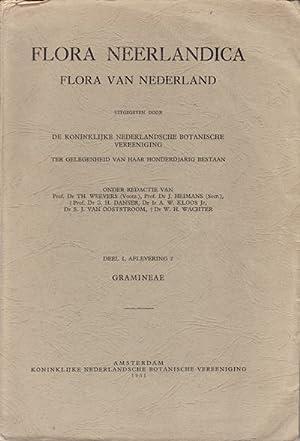 Flora Neerlandica. Flora van Nederland.: WEEVERS, DR. T.H.